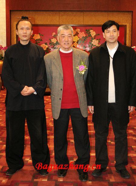 刘敬儒先生喜收门徒