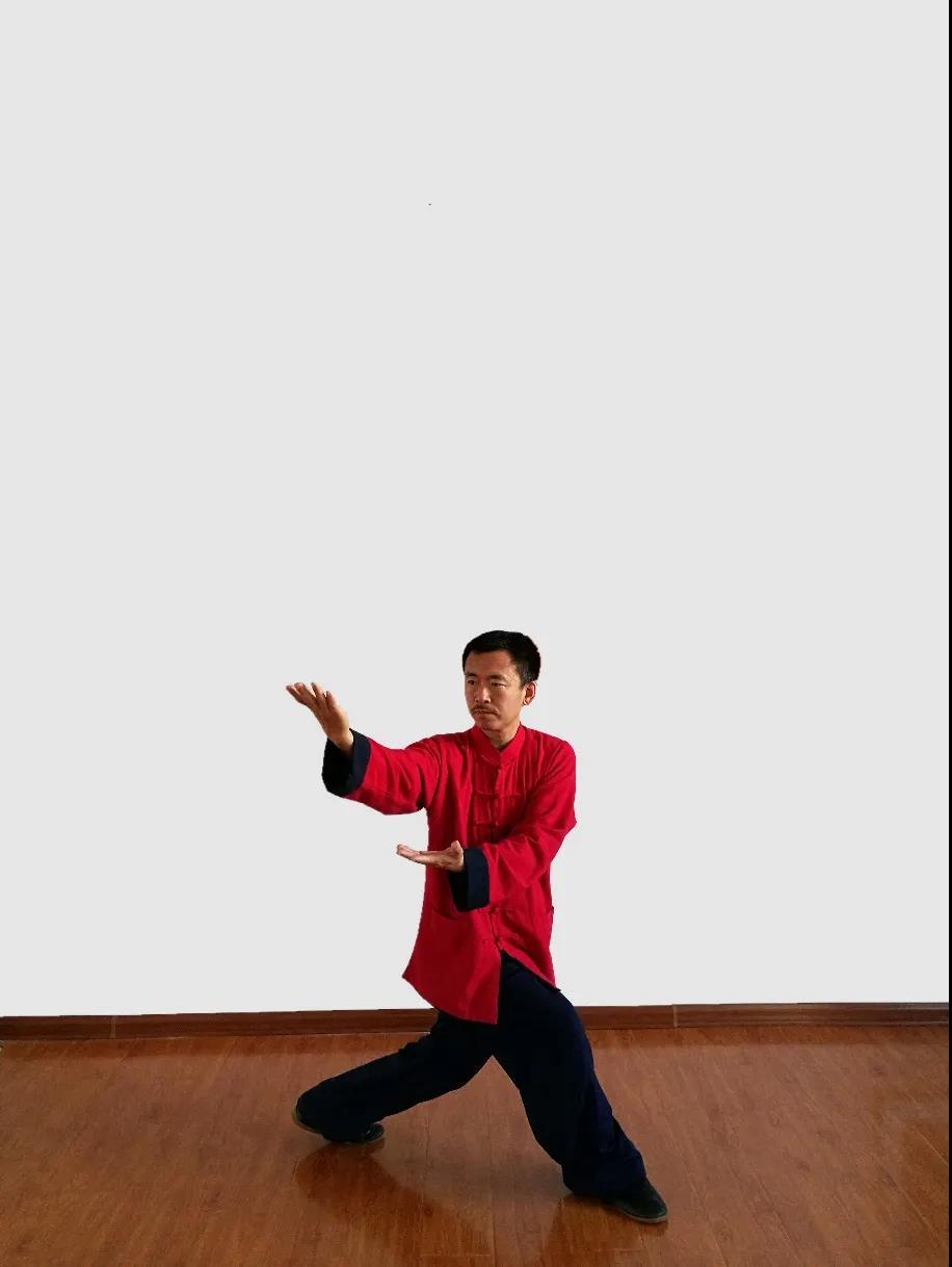 王文魁传程氏八卦掌基础三要——走圈转掌、大掰大扣、单换掌(王雪松)